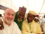 Ahamed, Khalifa, and Sheik Tijani
