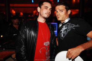 DJ AM and DJ Solomon