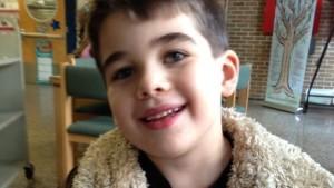 Noah Pozner age 6