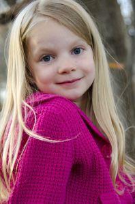 Emily Alice Parker age 6