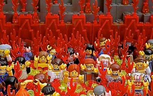 Lego Hell