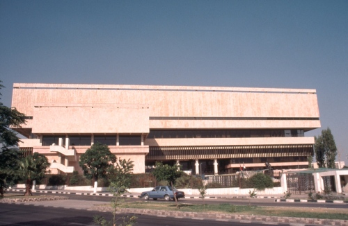 Al-Assad National Library Damascus