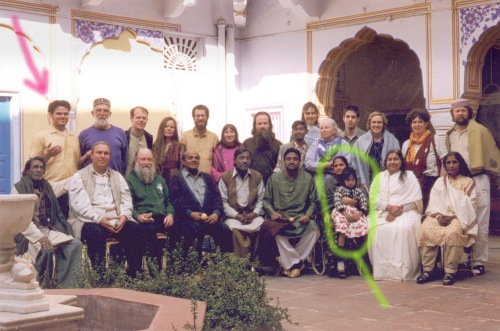 Solomon in India in the 90's