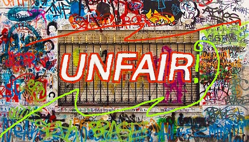 unfair grafitti2